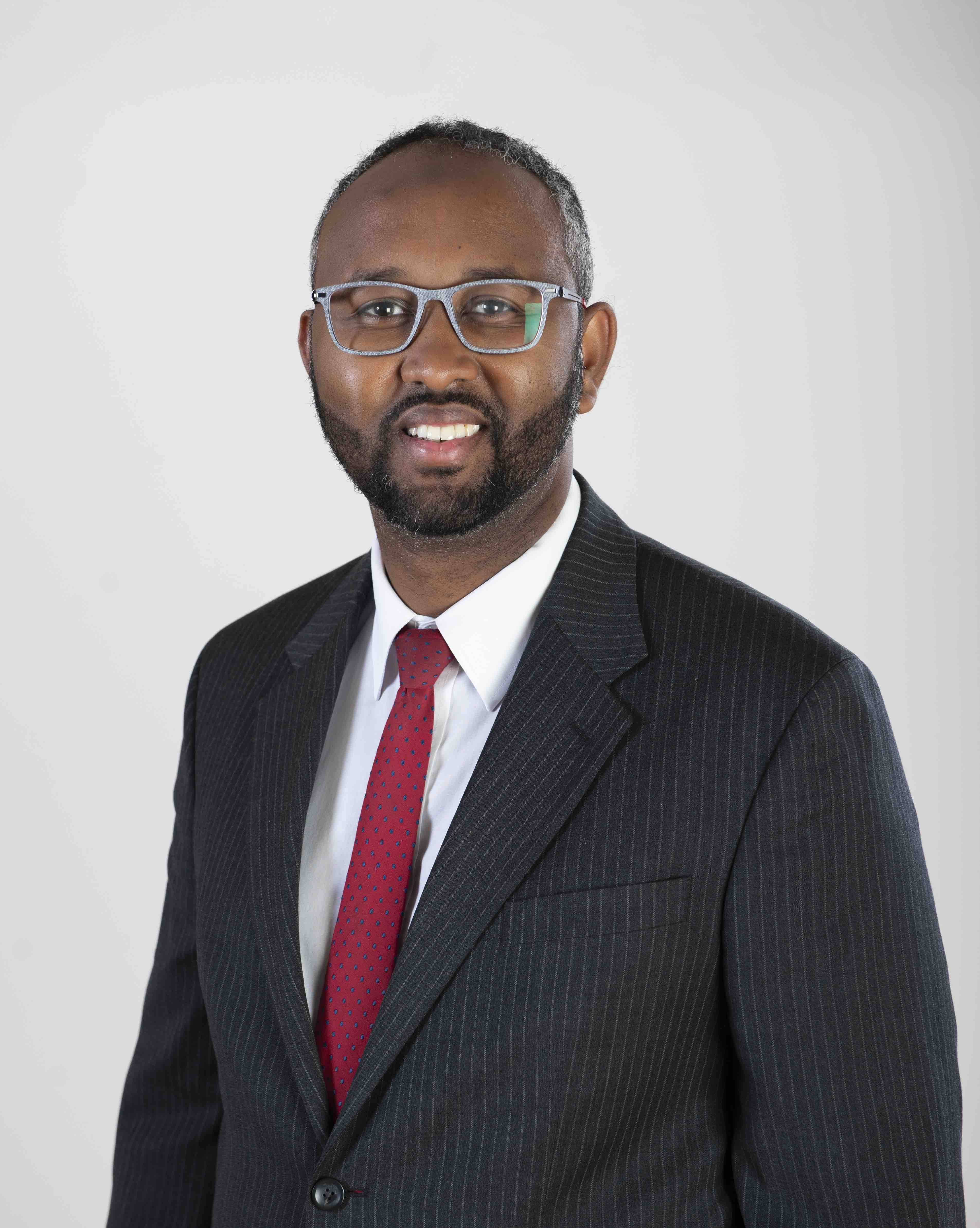 Convocation/Bartling Lecture: Jaylani Hussein, Oct 17, Buetow (10:30-11:25)