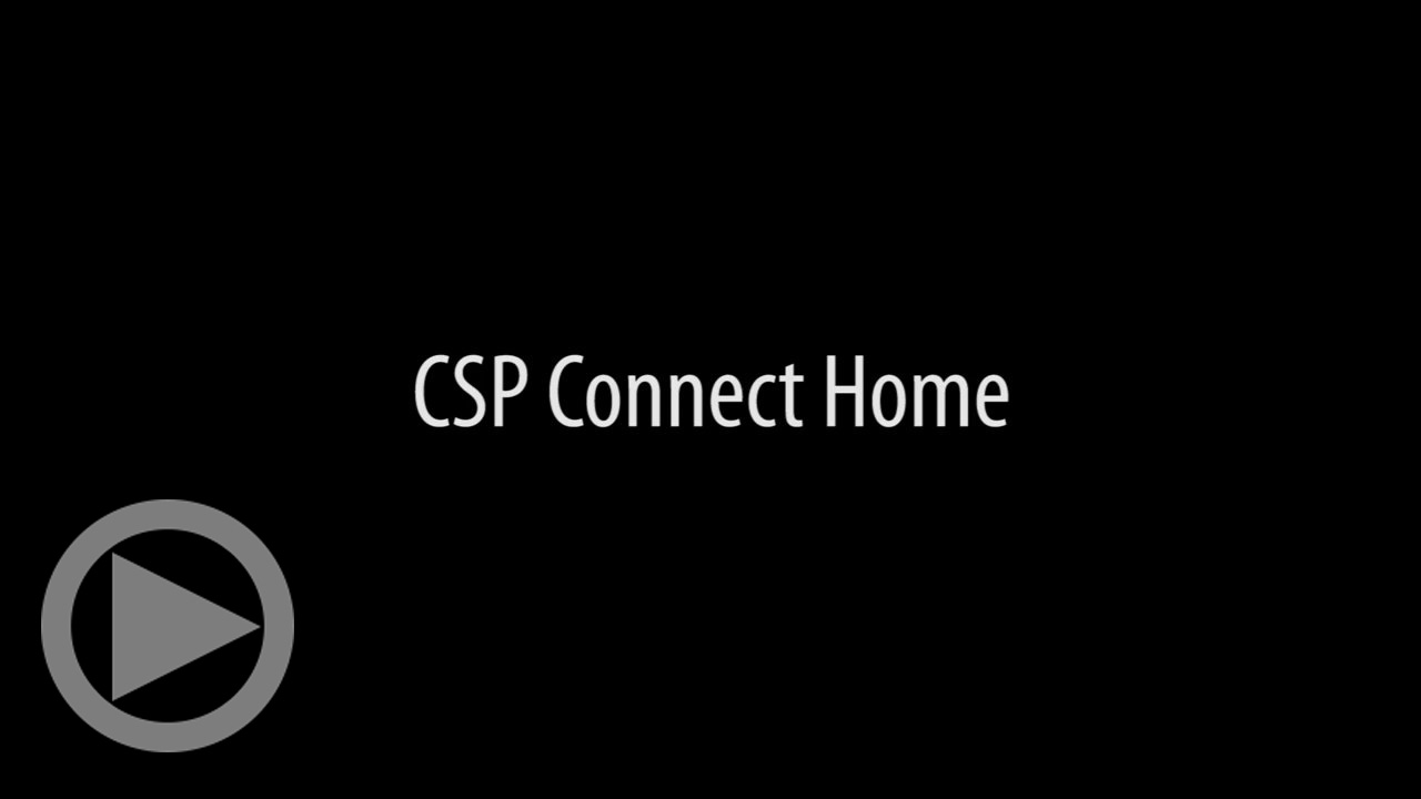 CSP-Connect-Home