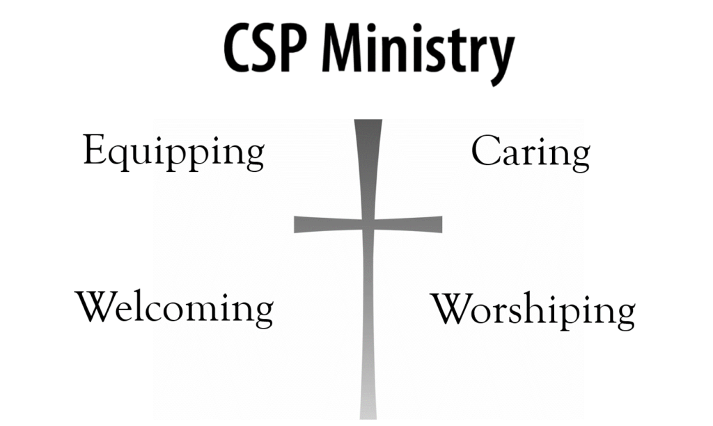 CSP ministry overview